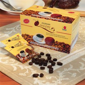 Lingzhi Black Coffee