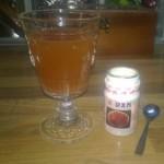 A szűrt lé és a ganodermapor